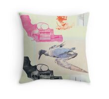 Smith and Wesson two Throw Pillow