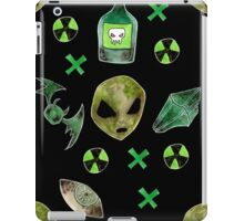 Sci Fi Halloween iPad Case/Skin