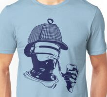 Sherlock Holmes and the Robocop Case Unisex T-Shirt