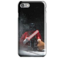 Vader Clause iPhone Case/Skin