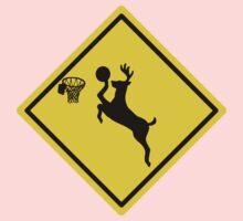 Deer Dunk One Piece - Short Sleeve