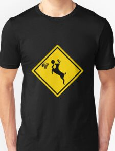 Deer Dunk Unisex T-Shirt