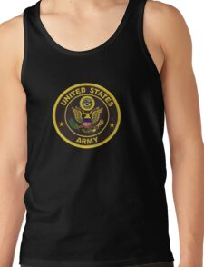 Army Retired Tank Top