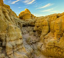 Arid and Eroded by donnnnnny