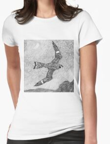 Nighthawk Womens Fitted T-Shirt