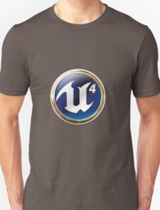 Unreal Engine 4 Logo (Blue) T-Shirt