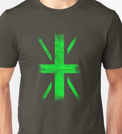 UnionSide - Punk [GREEN] Unisex T-Shirt