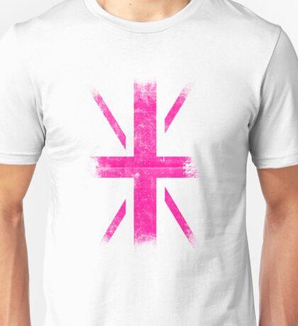 UnionSide - Punk [PINK] Unisex T-Shirt