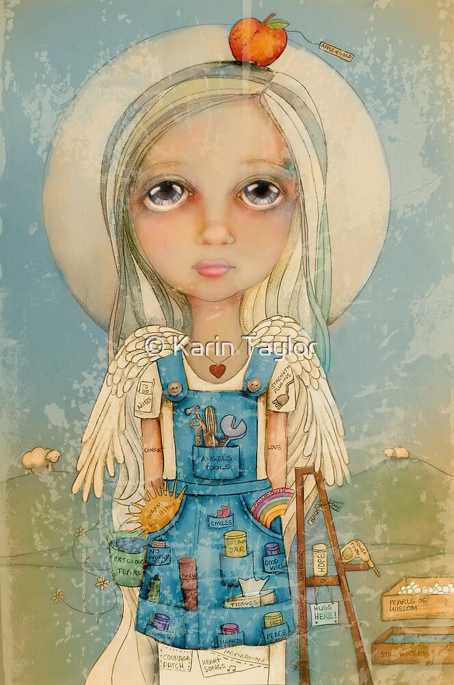 angel by © Karin Taylor