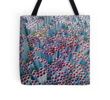 Pipes into Bubbles ~ pillow collection Tote Bag