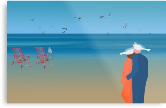Seagulls - day 20 by Marlies Odehnal