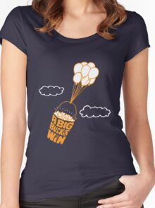 Big Bucket of Win Women's Fitted Scoop T-Shirt