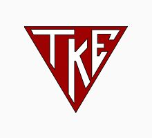 Tau Kappa Epsilon: Triangle Symbol Women's Fitted Scoop T-Shirt