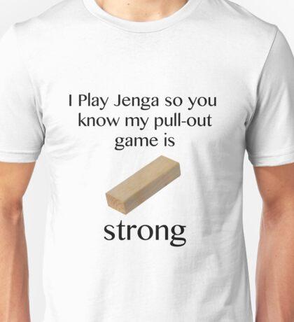 Jenga  Unisex T-Shirt