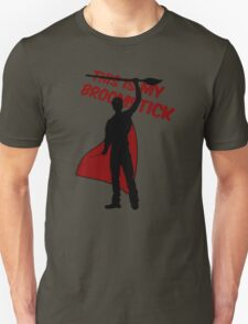 This is my broomstick Unisex T-Shirt