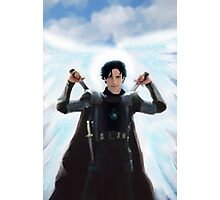 A Heavenly Prince Photographic Print