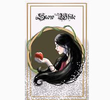 Snow White (Text) Unisex T-Shirt