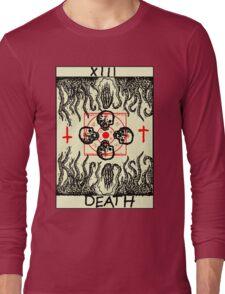 Tarot: Death Long Sleeve T-Shirt