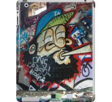 Smokin J Graffiti iPad Case/Skin