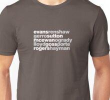 Australian Cyclists Unisex T-Shirt