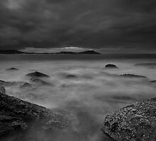 Terrigal at 30 seconds by Andrew Murrell