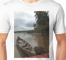 The Amazon River - Lecticia, Colombia Unisex T-Shirt