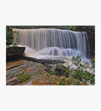 Thundering Somersby.20-7-11. Photographic Print