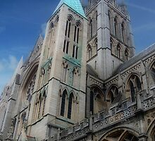 Blue Skies Over Truro by mikepom
