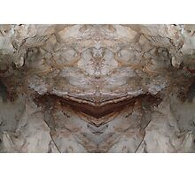 Natural and Nature , My Cave art 44 Photographic Print