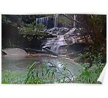 Swirlpool, Somersby Falls Poster
