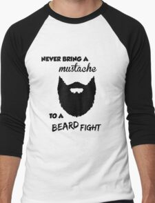 Funny Bearded Shirt Men's Baseball ¾ T-Shirt