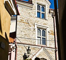 Tallinn. Old Town. by tutulele