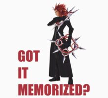 "Axel ""Got It Memorized"" by Ewing24601"