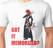"Axel ""Got It Memorized"" Unisex T-Shirt"