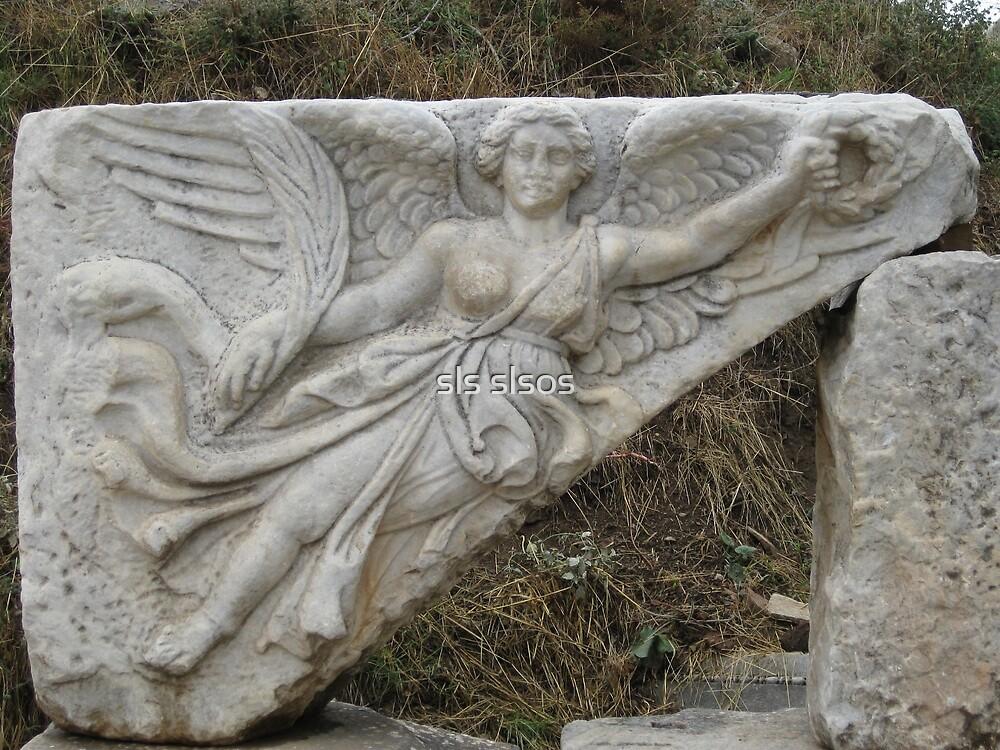 Nike the Goddess of Victory by machka