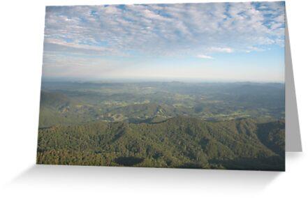 Best Lookout in Australia by Michael John