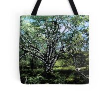 Power, connection and growth Tote Bag