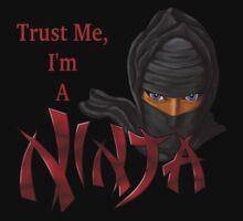 I Am A Ninja by Packrat