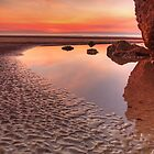 Dripstone Reflections by Andrew Brooks