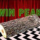 TWIN PEAKS: The log by adrienne75