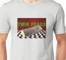 TWIN PEAKS: The log Unisex T-Shirt