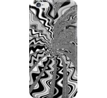 Black and White iPhone Case/Skin