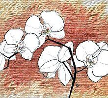 Orchid by Aleksandra Kabakova