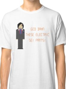 The IT Crowd – God Damn These Electric Sex Pants! Classic T-Shirt