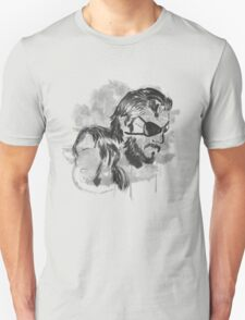 Metal Gear Graffitti Unisex T-Shirt