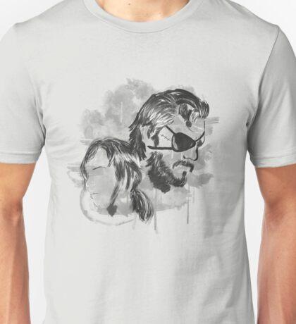 Metal Gear Graffitti Unisex T-Shirt