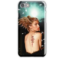 The voice of Angels iPhone Case/Skin