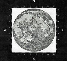 Moon Scale II by heatherlandis