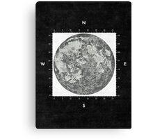 Moon Scale II Canvas Print