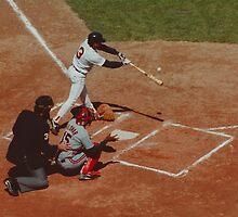 Hey Batter-batter, Swing Batter!  by OntheroadImage